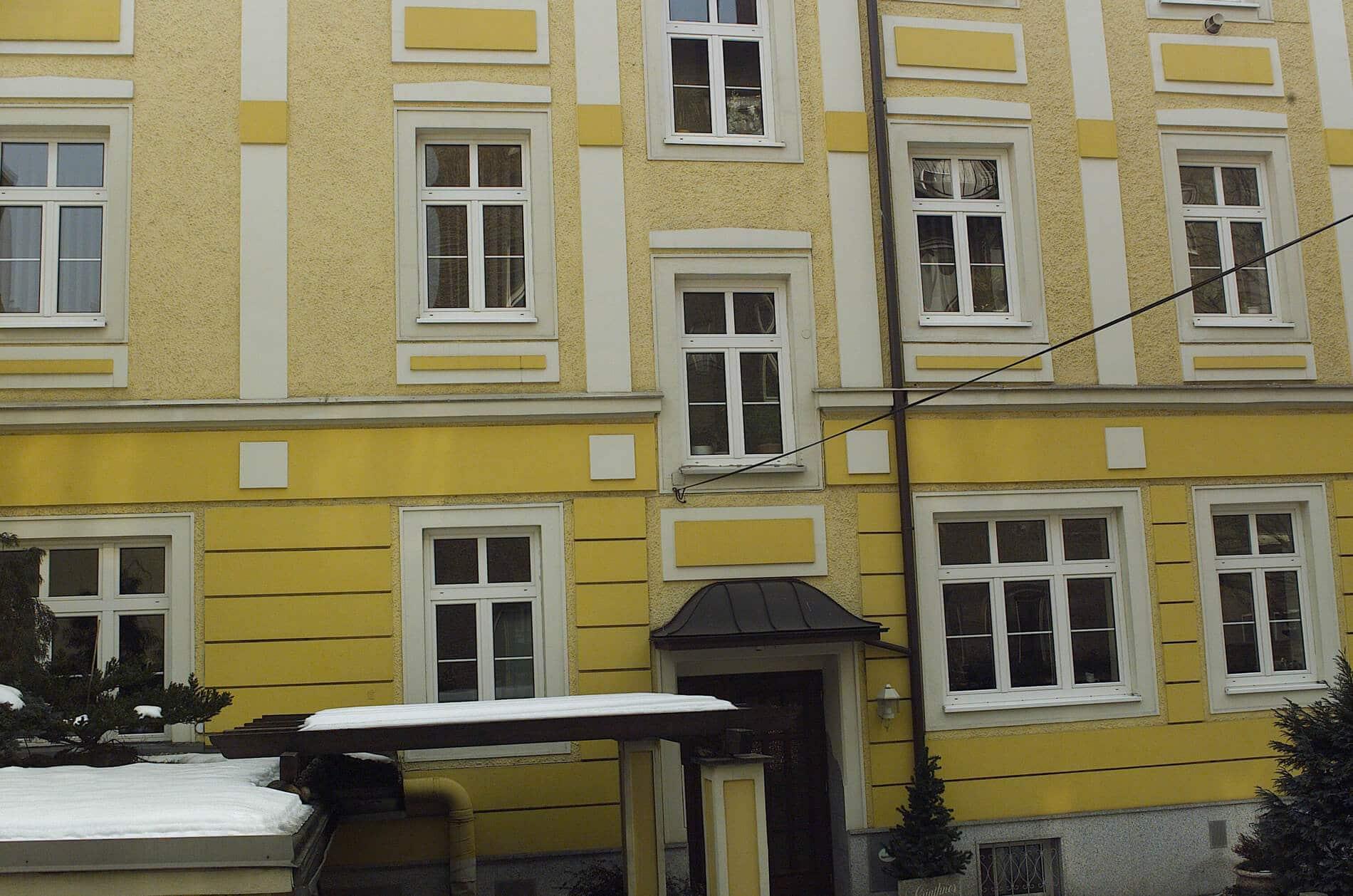 Schallschutzfenster Wohnung