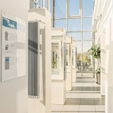 Schauraum für Fenster, Wintergarten & Sommergärten (OÖ)