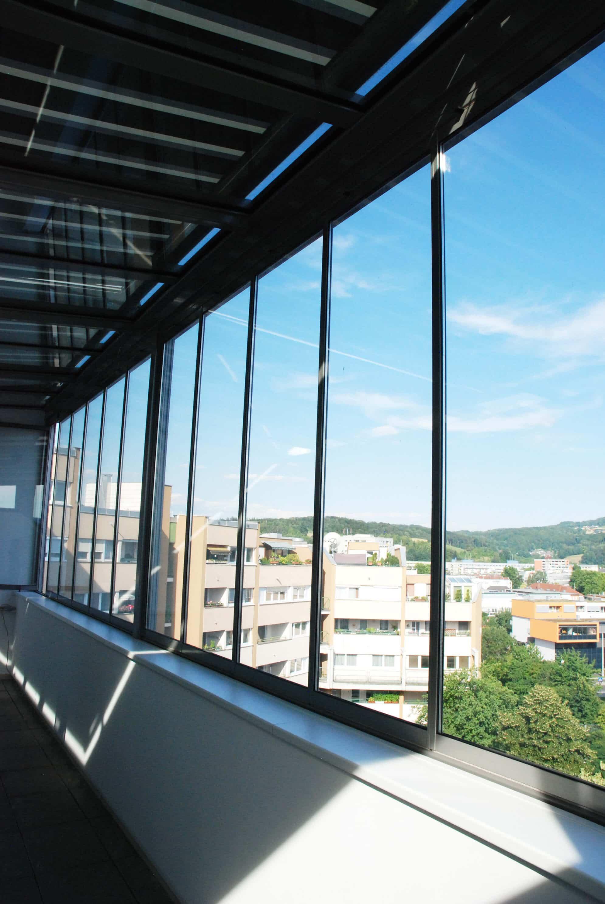 Schiebe-Dreh-System SF 25 mit Rahmen
