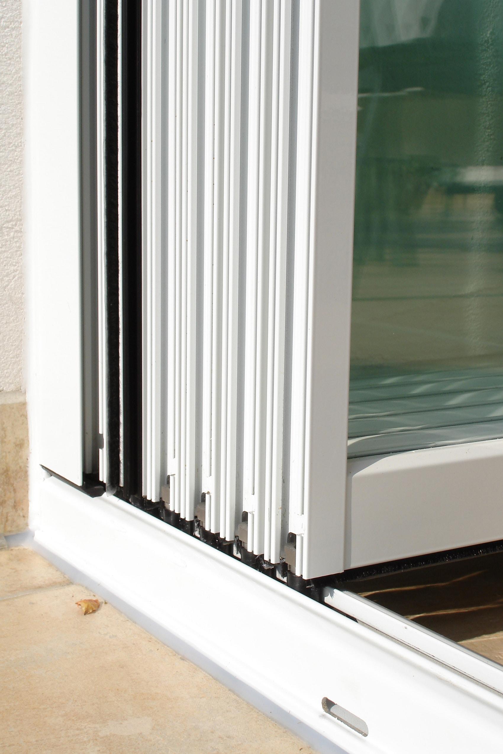 Schiebe-Dreh-Tür mit Rahmen für Terrasse