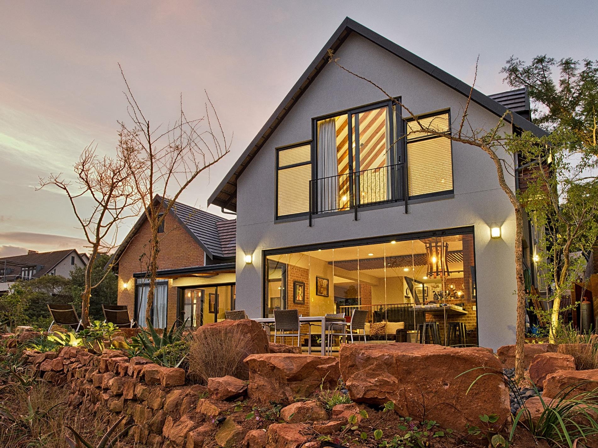 Schiebe Faltsystem für Terrasse