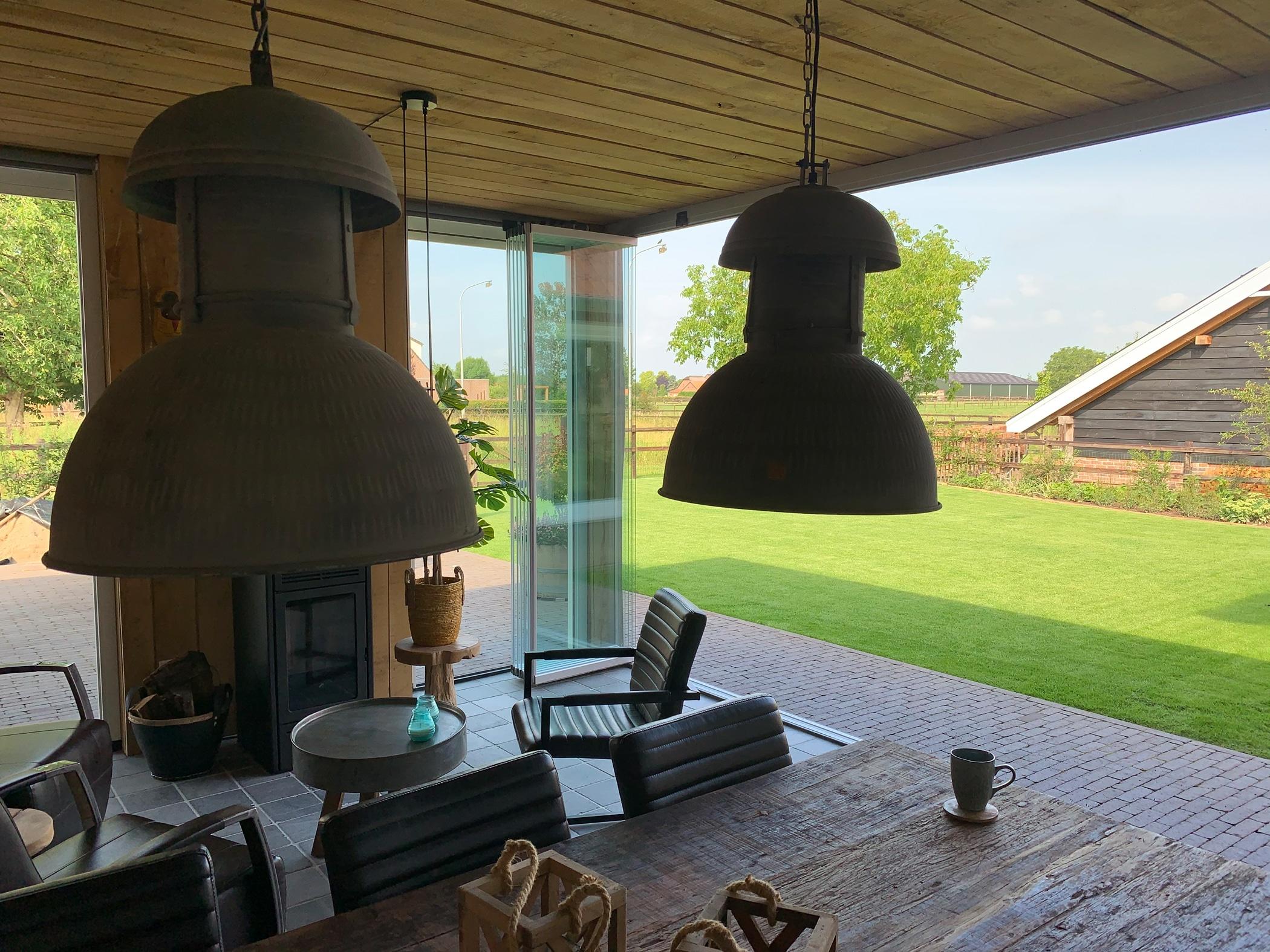 Schiebesysteme Glas für Außenbereich