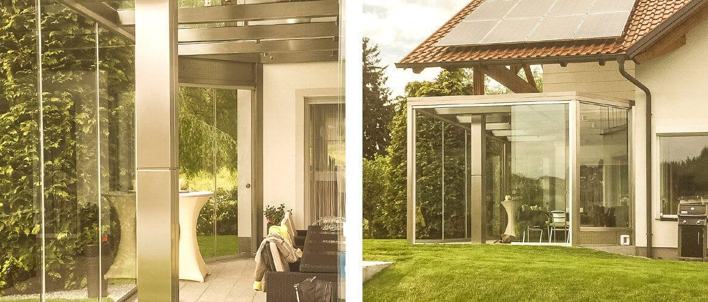 Terrassenverglasung Gramastetten