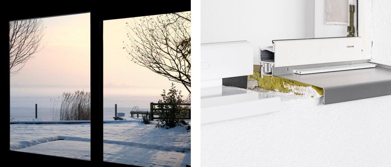Fenster-Tausch Winter