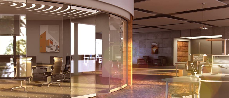 Sunflex Horizontal-Schiebeverglasung SF 40 H-S-W