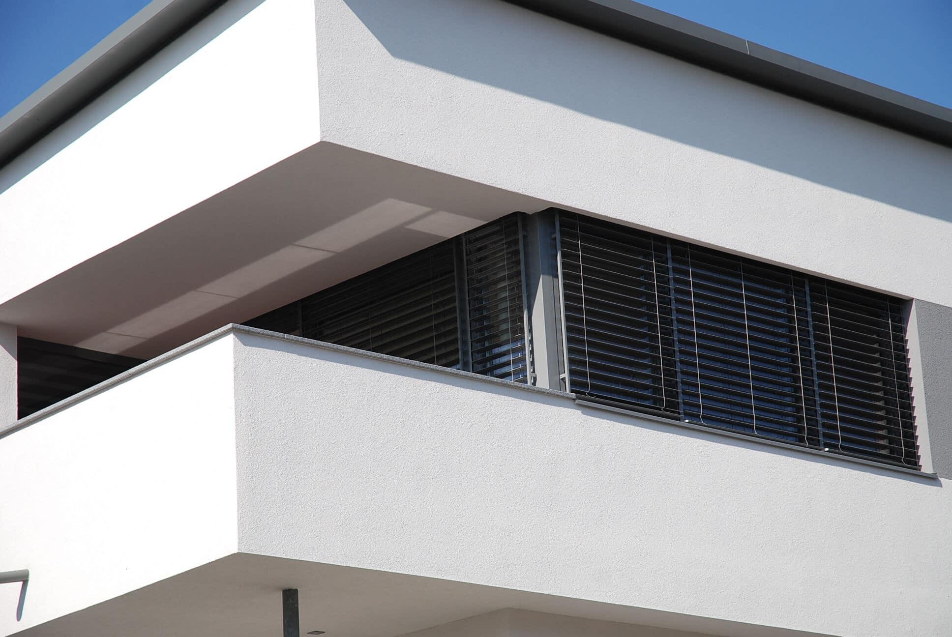 Sicherheitsfenster RC2 für Einfamilienhaus