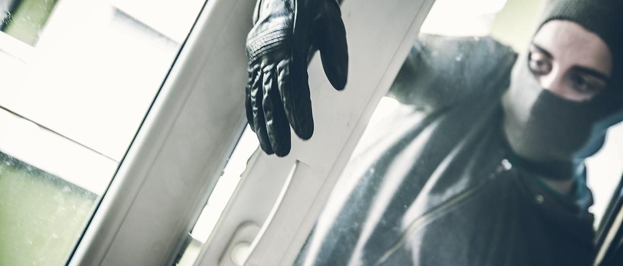 Sicherheitsfenster schützen