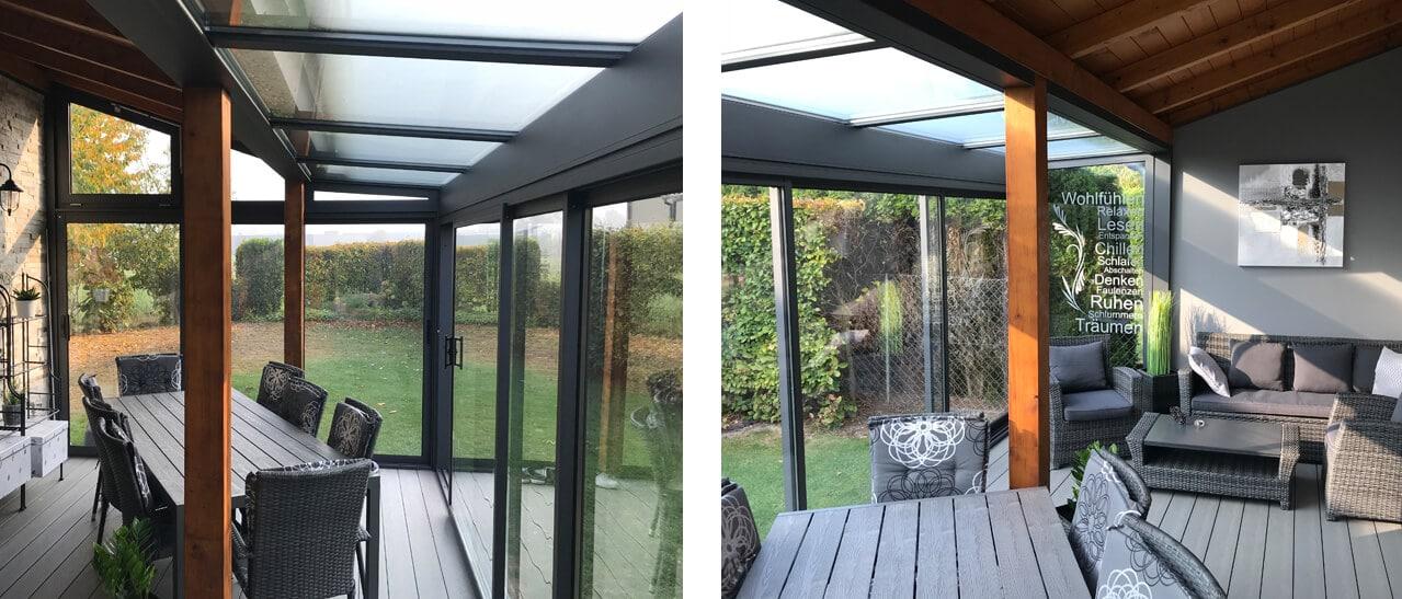 Sommergarten Aluminium-Chill-Lounge®