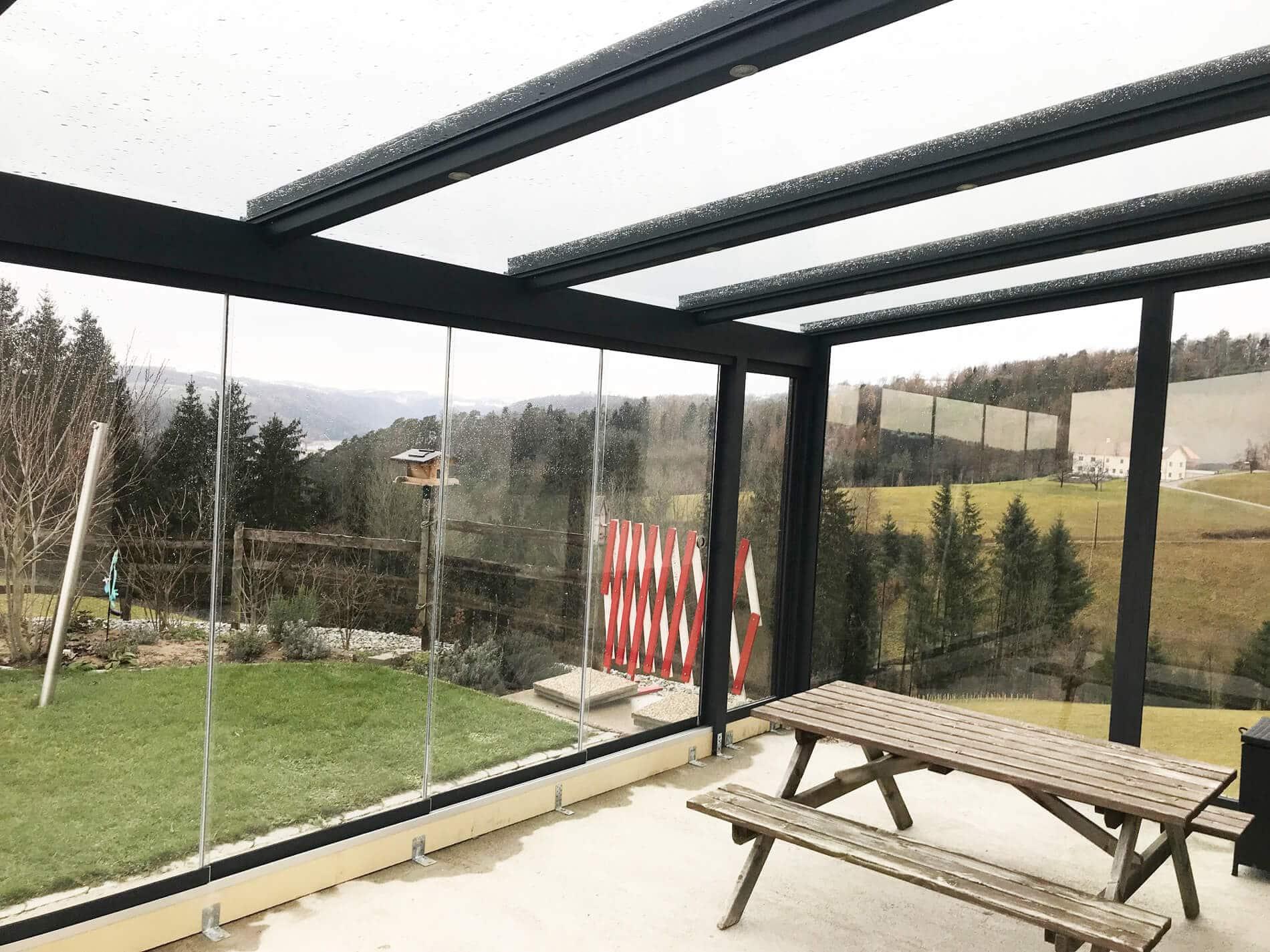 Sommergarten Hersteller Österreich