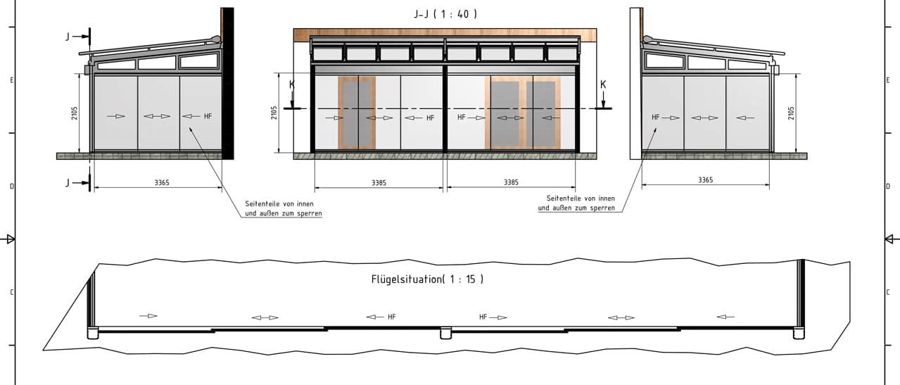 Sommergarten-Planung