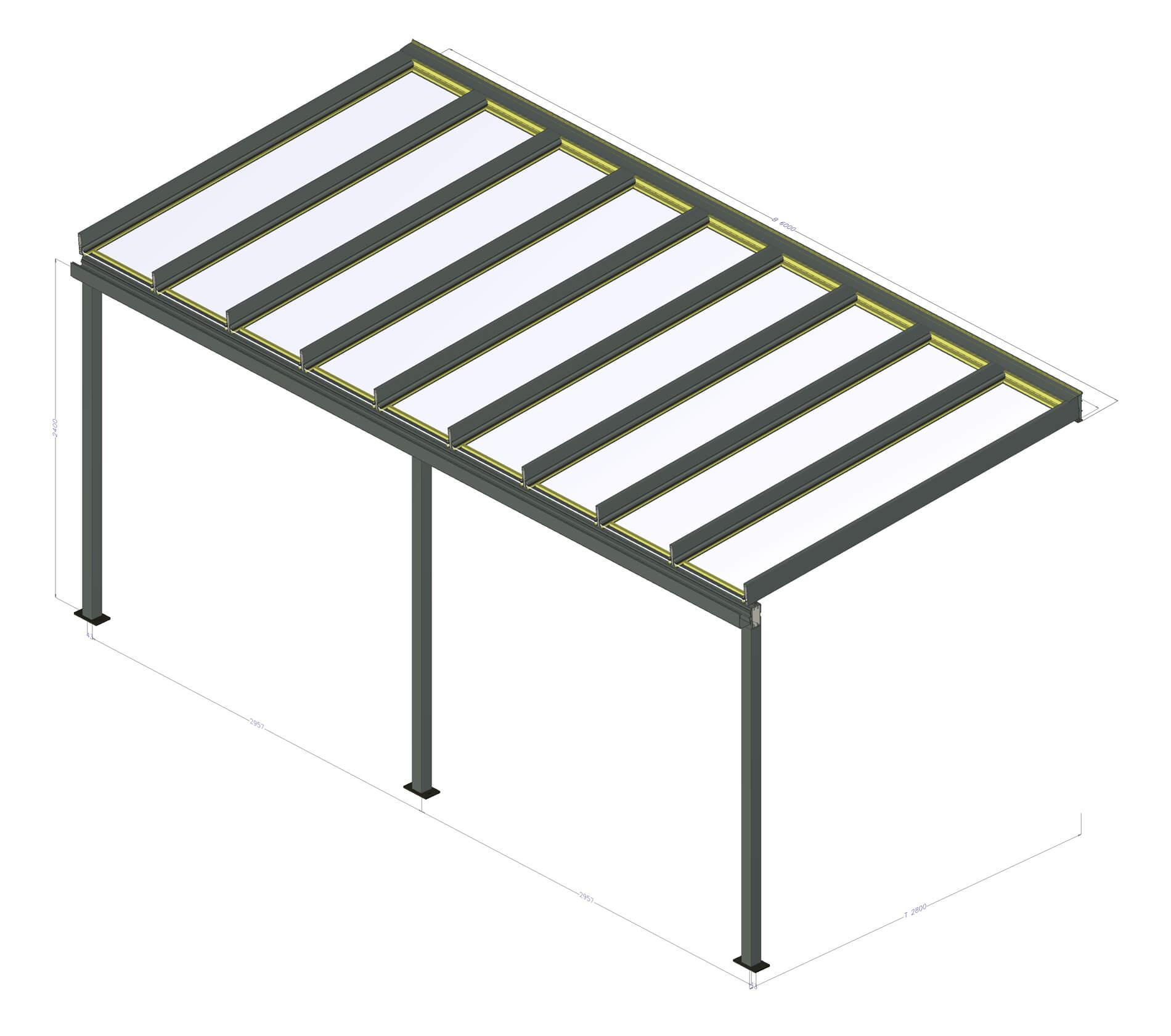 Sunflex Terrassendach Preis