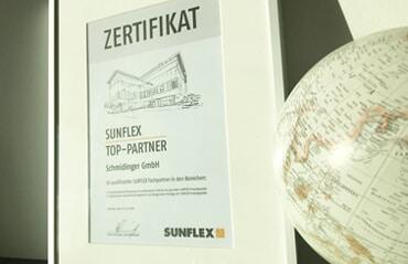 Sunflex Top-Partner 2019