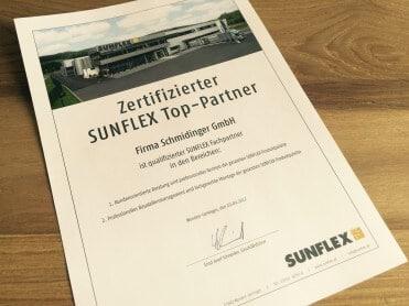 Sunflex-Toppartner