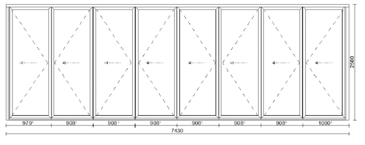 Terrassen Falttüren Kosten