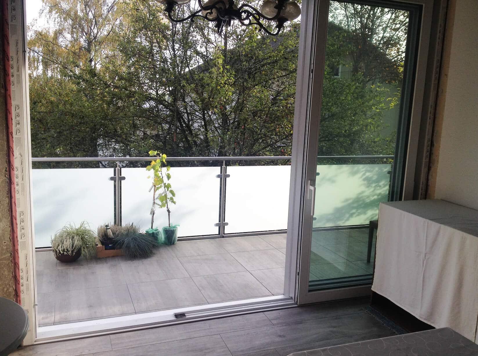 Terrassen Hebeschiebetüre