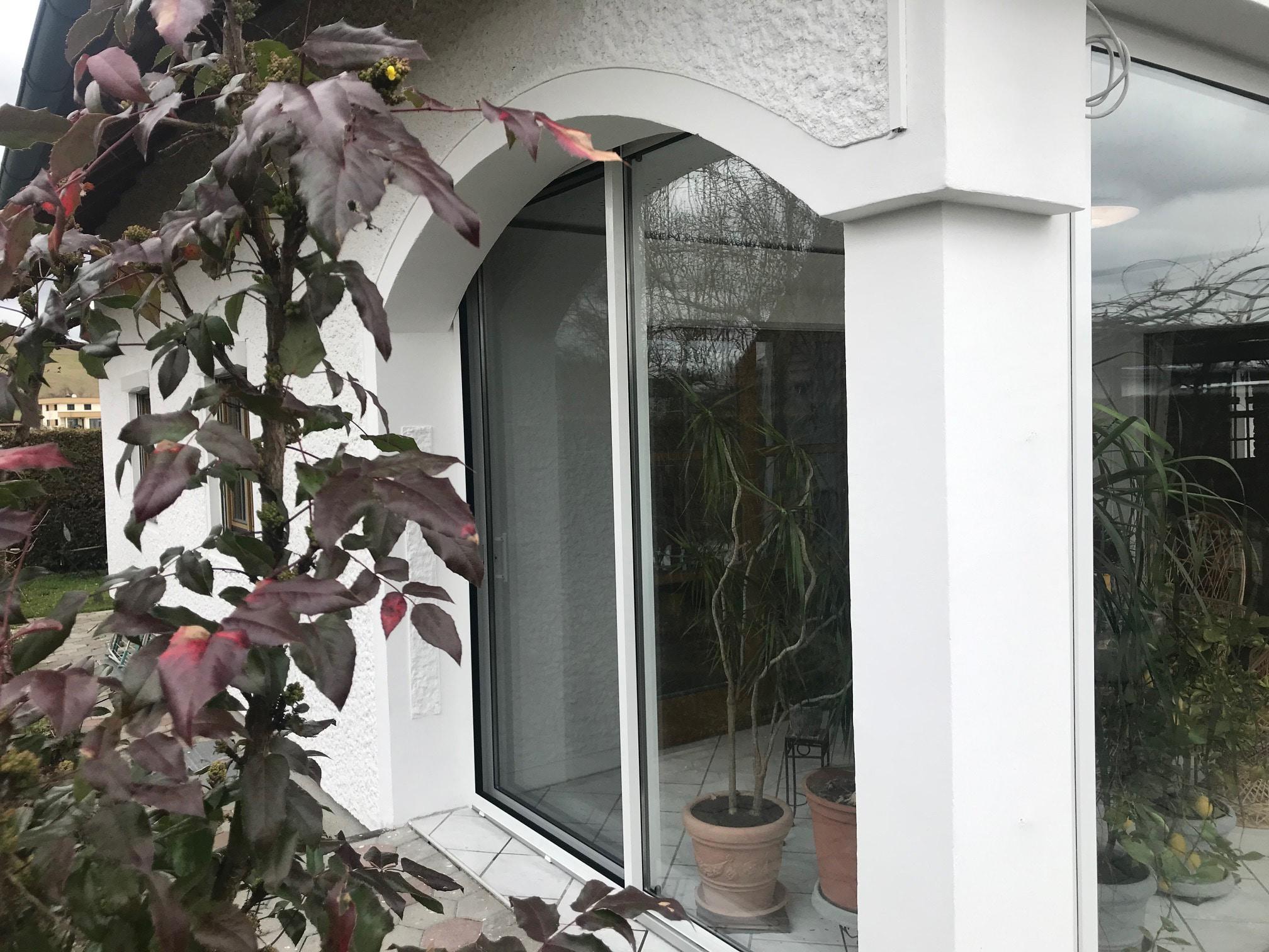 Terrassen Schiebetür Aluminium
