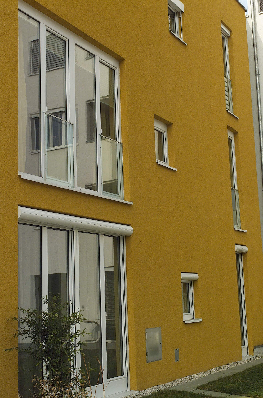 Terrassentüren und Fenster Kunststoff