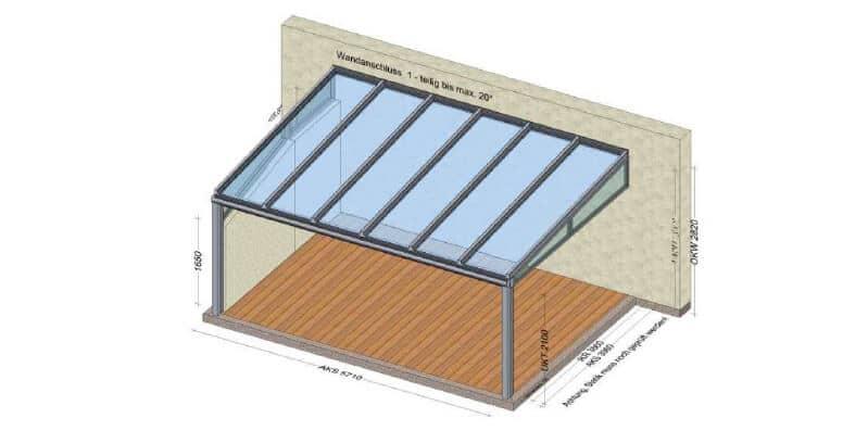 balkonverglasung kunststoff wei preiswerte alternative. Black Bedroom Furniture Sets. Home Design Ideas