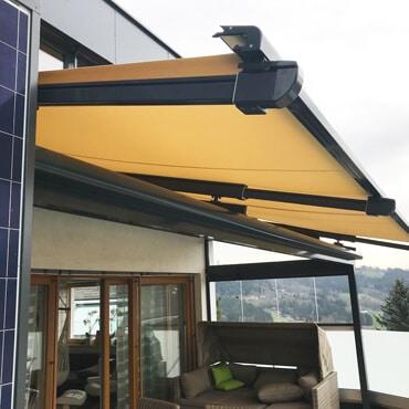 Terrassenüberdachung Österreich nach Maß