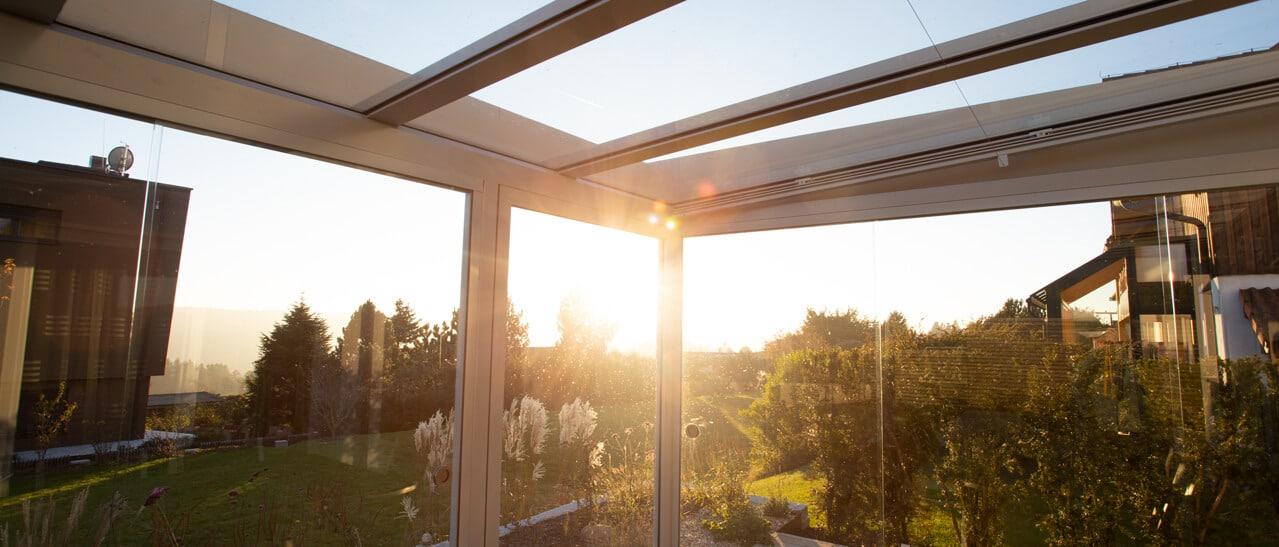 Terrassenüberdachungen optimal überdacht