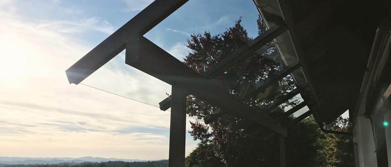 Terrassenüberdachung Planung Oberösterreich
