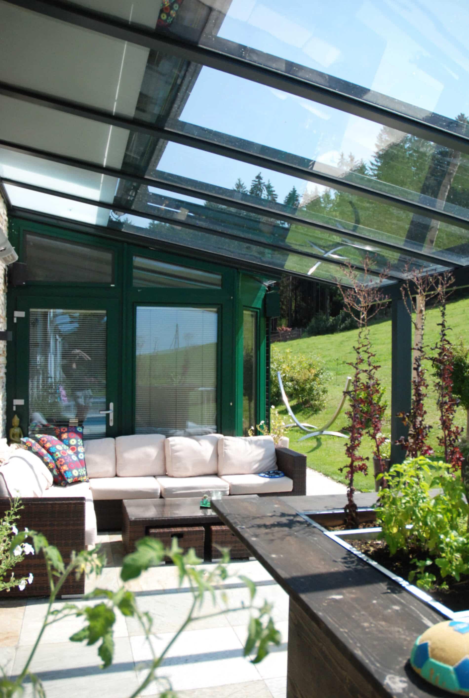 Terrassenüberdachung - Terrassendächer Österreich