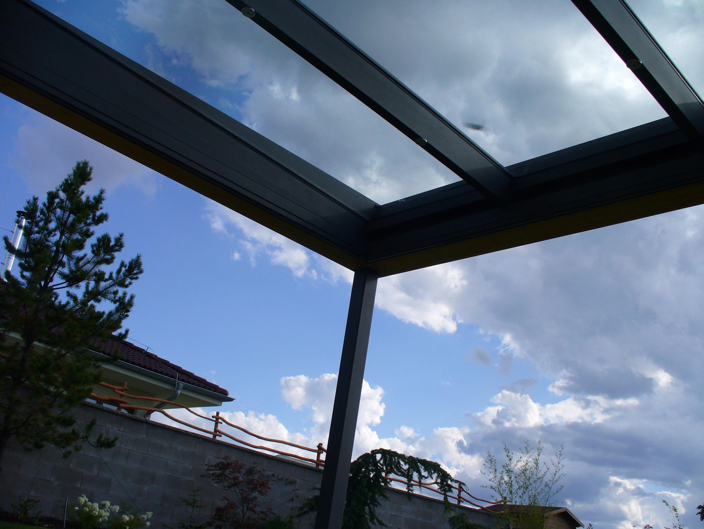 Terrassenüberdachung VSG 12 mm