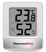 Thermo Mess-Gerät Hygrometer