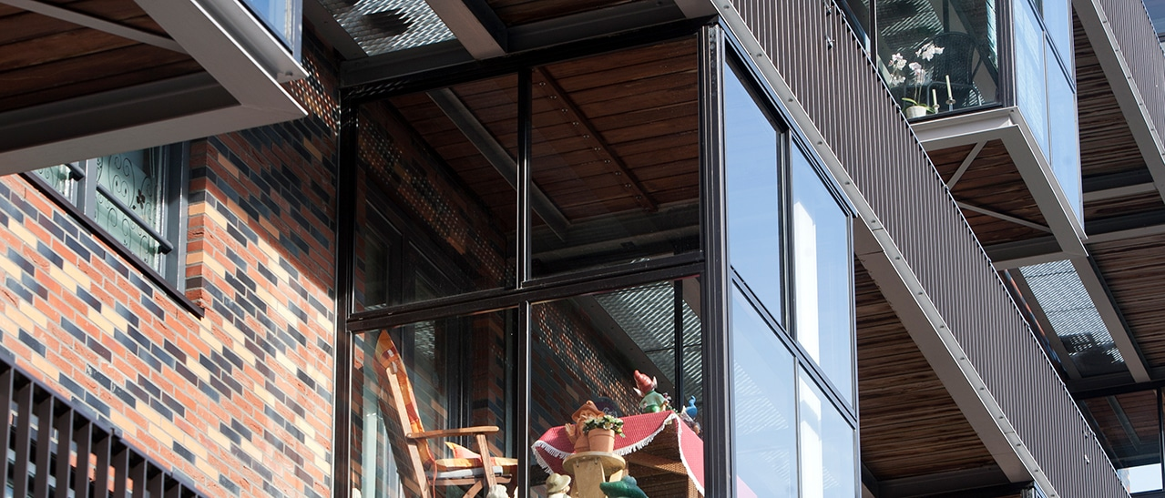 Urlaub auf Balkonien - Balkonverglasung - Tipps