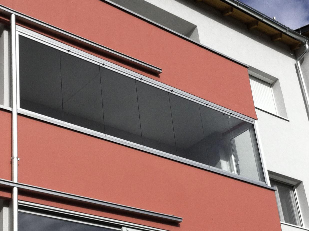 Verglasungen Balkon