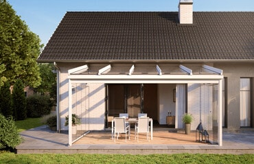 Vorteile Terrassenüberdachung