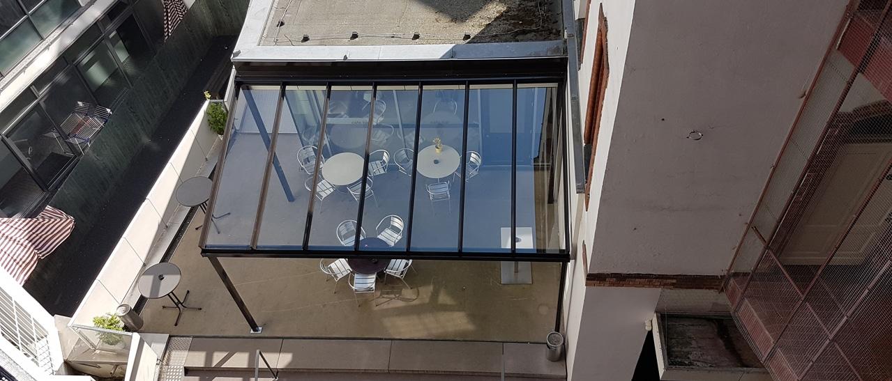 Vorteile Terrassenüberdachung Alu