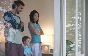 Welches Glas bei Fenster?