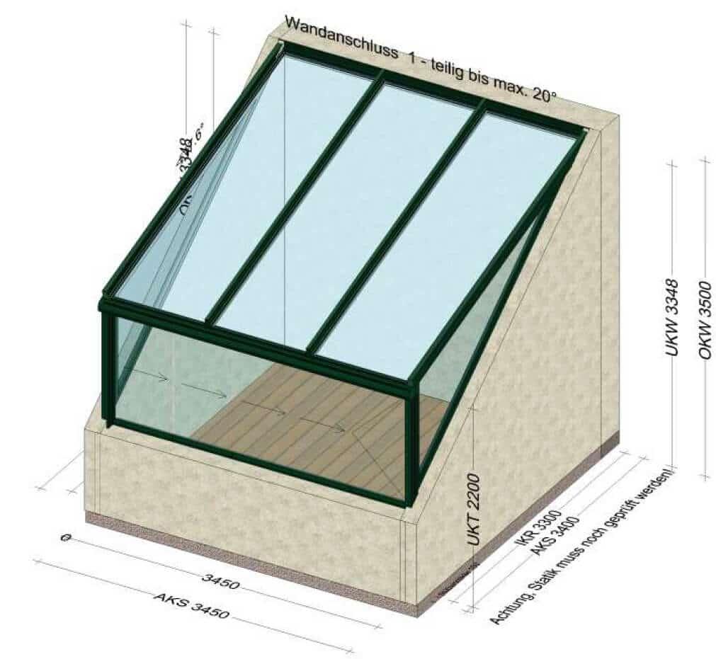 Wintergarten Auf Balkon Zeichnung Planung Von Wintergartenfirma