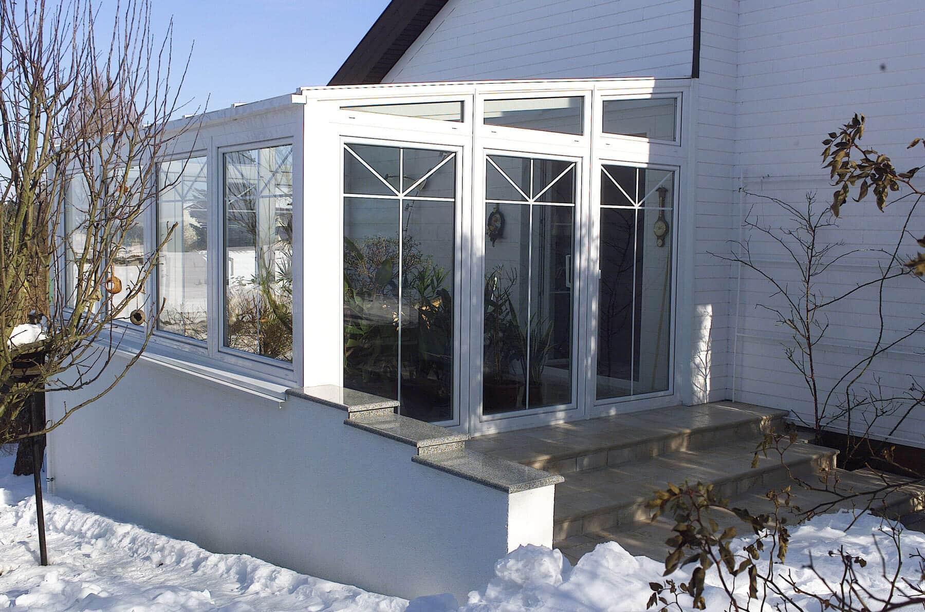 wintergarten an altbau montiert wintergarten schmidinger. Black Bedroom Furniture Sets. Home Design Ideas