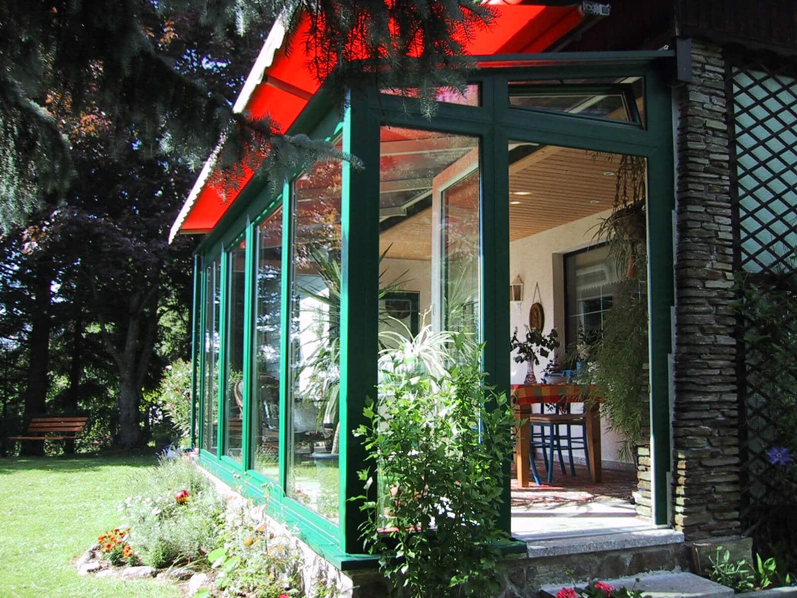 Anbau Wintergarten Holz Und Glas Planung Beratung Und Angebot