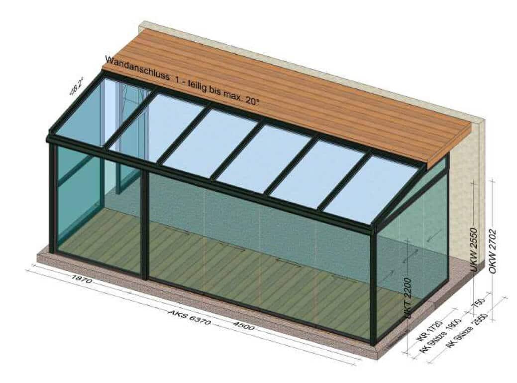 Wintergarten Planung Beratung OÖ