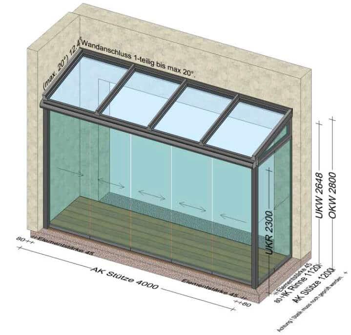 Wintergarten Planung von Schmidinger
