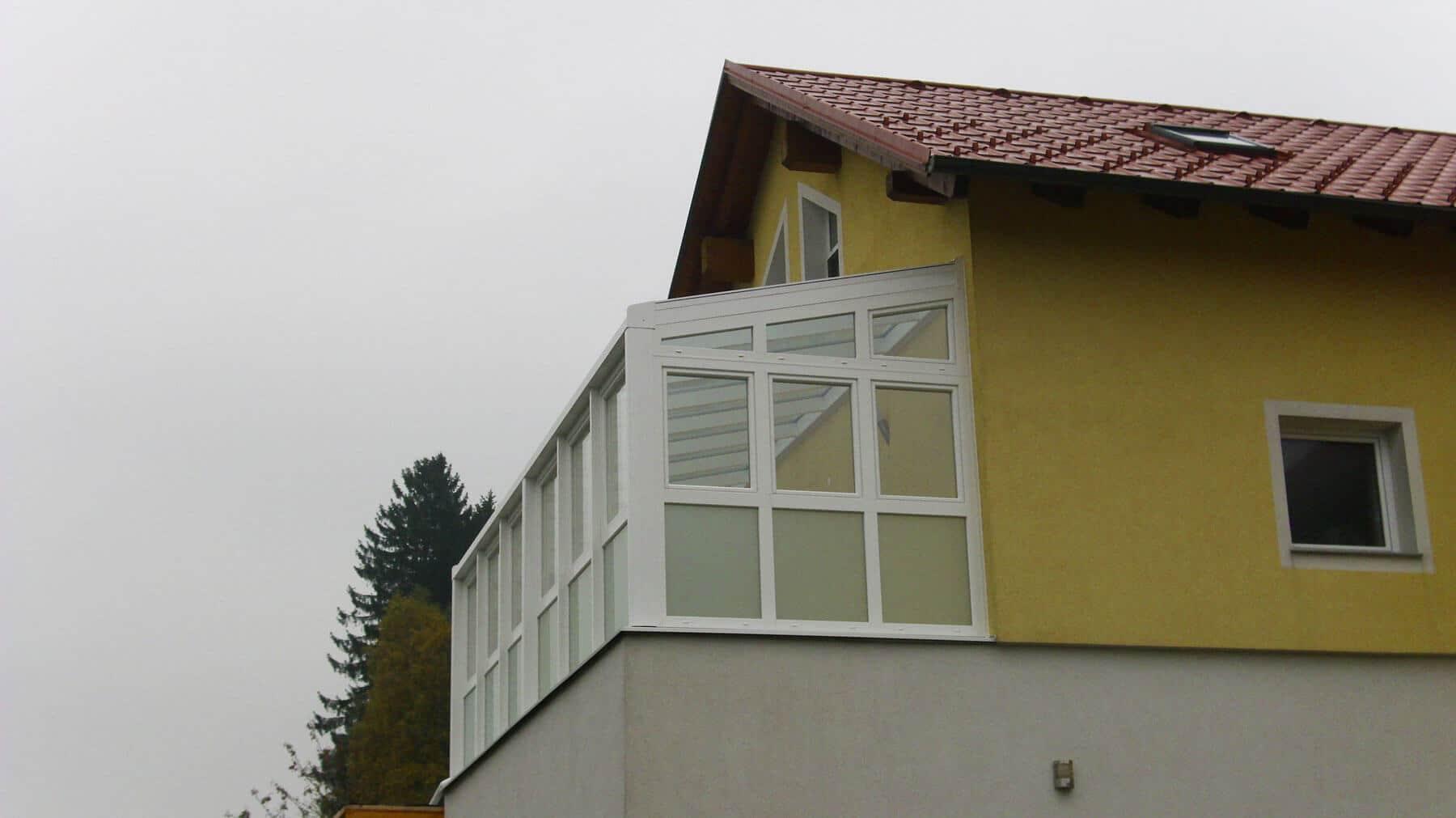 Wintergarten weiß - RAL 9016
