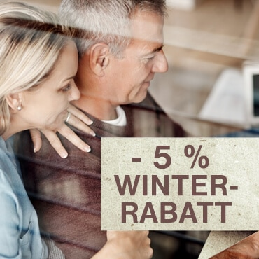 Winterrabatt Fenster 2019/2020