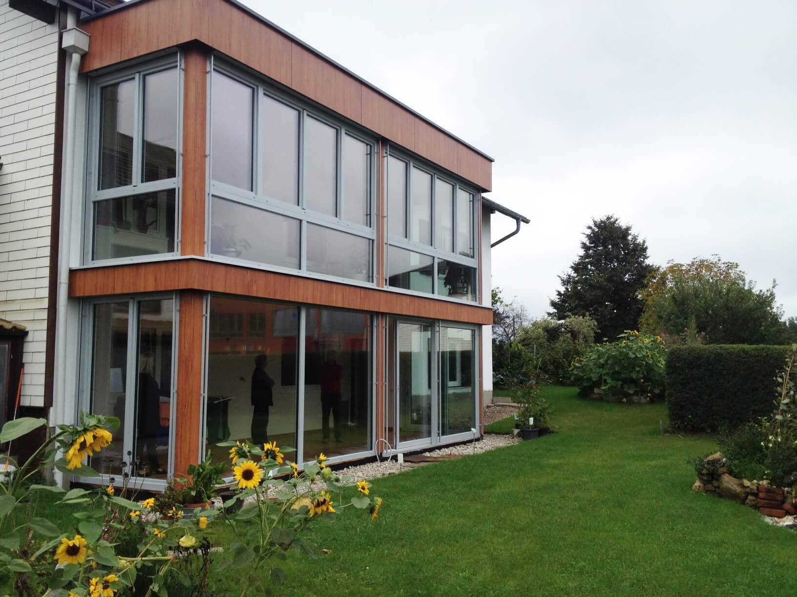 Wohnraumerweiterung Fenster & Türen