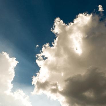 Wolken bewölkt